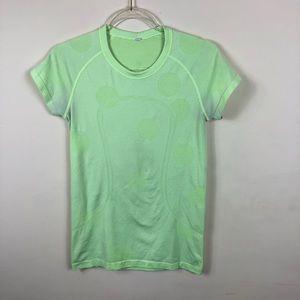 Lululemon run swiftly tech short sleeved shirt